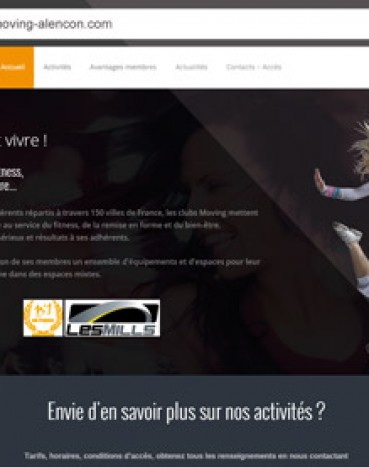 Moving Fitness Alençon