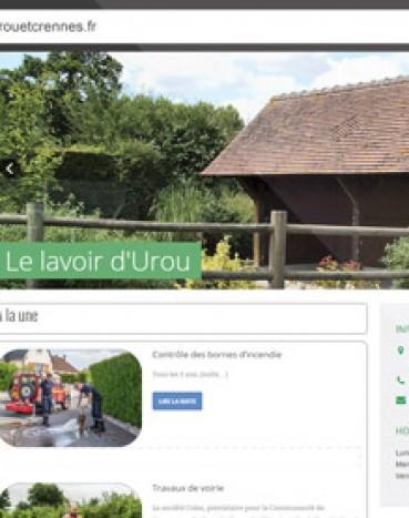 Commune Urou-et-Crennes